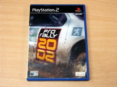 ** Pro Rally 2002 by Ubisoft