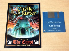 Castlemaster & The Crypt : Castle Master 2 by Incentive