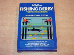Fishing Derby by Activision