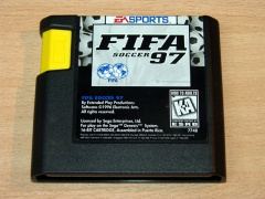 ** Fifa Soccer 97 by EA Sports