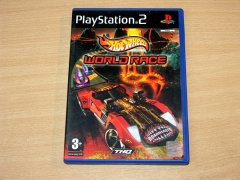 ** Hot Wheels World Race by THQ
