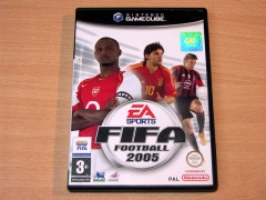 ** FIFA Football 2005 by EA Sports
