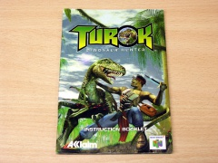 Turok : Dinosaur Hunter Manual