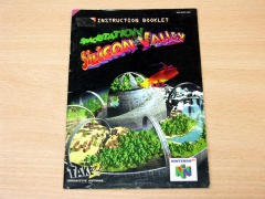 Spacestation Silicon Valley Manual