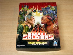 Small Soldiers : Squad Commander by Hasbro