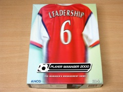 ** Player Manager 2000 by Anco