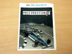 Pole Position II Manual