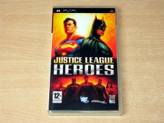 Justice League Heroes by WB Games