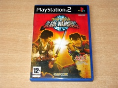 Onimusha Blade Warriors by Capcom