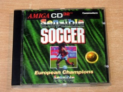 ** Sensible Soccer : European Champions by Sensible Software
