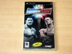 WWF Smackdown Vs Raw 2006 by THQ
