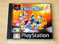 Dancing Stage : Disney Mix by Konami