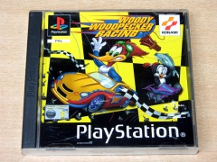 Woody Woodpecker Racing by Konami