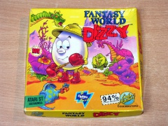 ** Fantasy World Dizzy by Codemasters