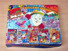 ** Dizzy's Excellent Adventures by Codemasters