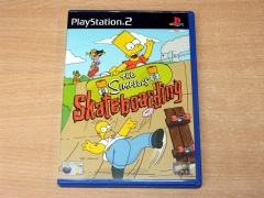 ** The Simpsons Skateboarding by Fox Interactive