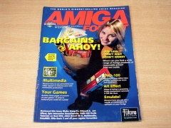 Amiga Format - Issue 91