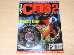 Amiga CD32 Gamer - Issue 9