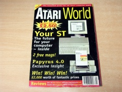Atari World - Issue 1