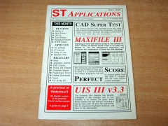 Atari ST Applications - Issue 14