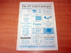 The ST Club Catalogue - Version 12.0