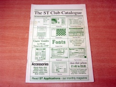 The ST Club Catalogue - Version 12.4