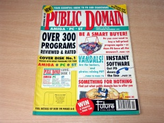 Public Domain - Issue 1