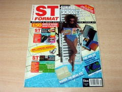 Atari ST Format - Issue 38