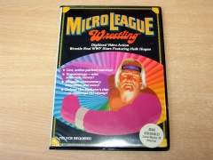 Micro League Wrestling by Microprose