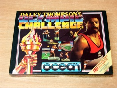 Daley Thompson's Olympic Challenge by Ocean