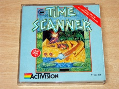 Time Scanner by Activision