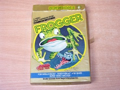 ** Frogger by Parker Brothers