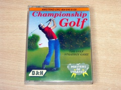 Championship Golf by D&H Games