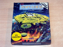** Populous by Electronic Arts