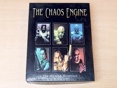 ** The Chaos Engine by Bitmap Brothers