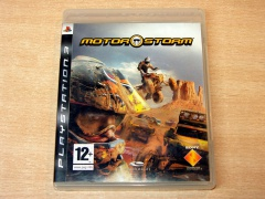 Motor Storm by Evolution