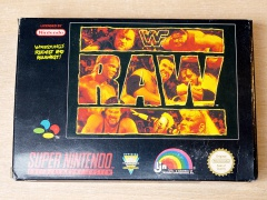 WWF Raw by LJN Ltd