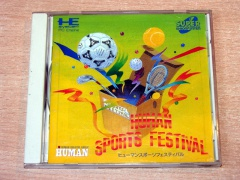 Human Sports Festival by Human