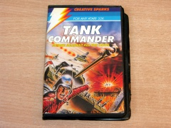 Tank Commander by Creative Sparks