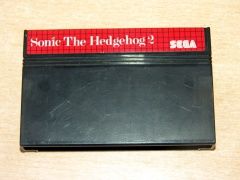 ** Sonic The Hedgehog 2 by Sega
