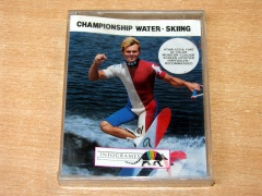 Championship Water Skiing by Infogrames *MINT