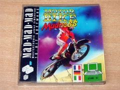 Motor Bike Madness by Mastertronic
