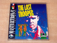 The Last Trooper by Mastertronic