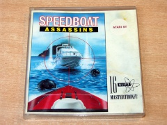 Speedboat Assassins by Mastertronic