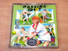Passing Shot by Sega / Image Works *MINT