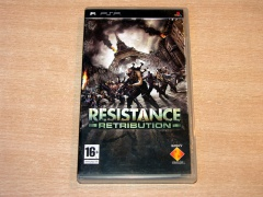 Resistance : Retribution by Sony