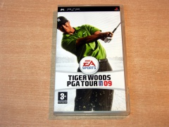 Tiger Woods PGA Tour 09 by EA Sports