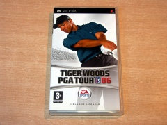 Tiger Woods PGA Tour 06 by EA Sports
