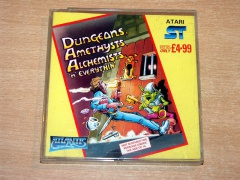 ** Dungeons, Amethysts, Alchemists n Everythin' by Atlantis