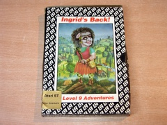 Ingrid's Back! by Level 9 Adventures
